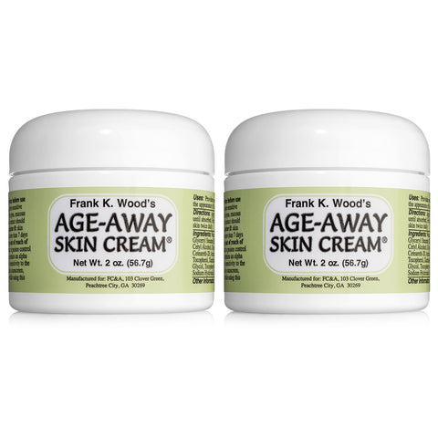 Frank K. Wood's Age-Away Skin Cream<sup>®</sup> 2 - Jar