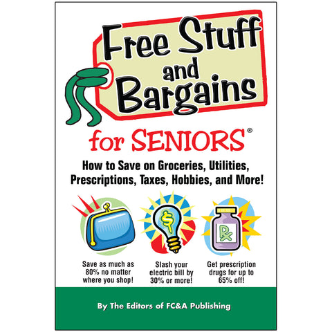 Free Stuff and Bargains for Seniors