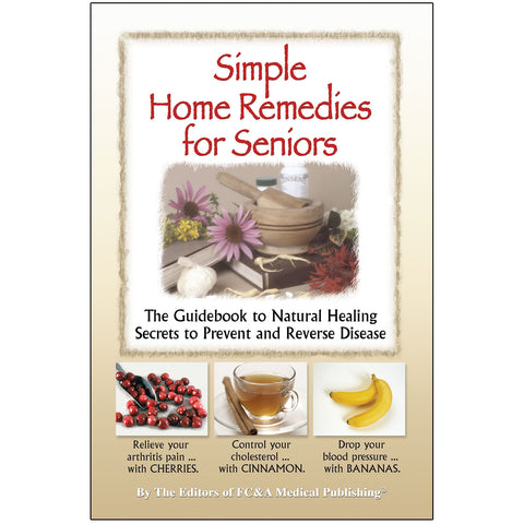 Simple Home Remedies for Seniors