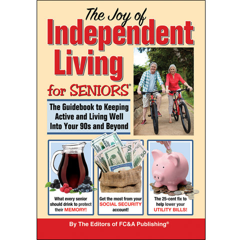 The Joy of Independent Living for Seniors