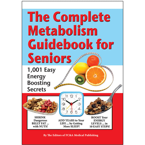 The Complete Metabolism Guidebook for Seniors
