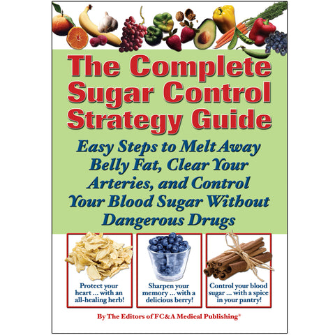 The Complete Sugar Control Strategy Guide