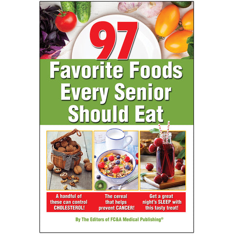 97 Favorite Foods Every Senior Should Eat