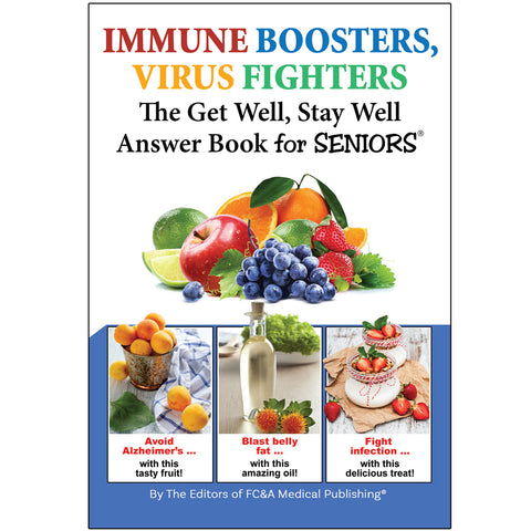 Immune Boosters, Virus Fighters