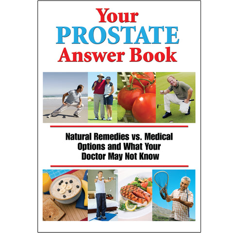 Your Prostate Answer Book