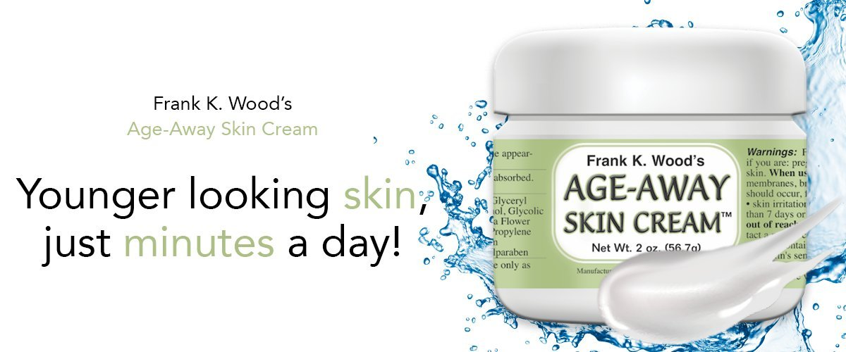 Frank K. Wood's Age-Away Skin Cream