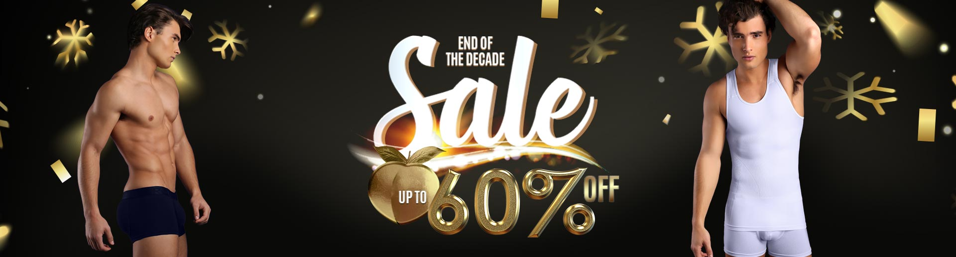end of the decade sale