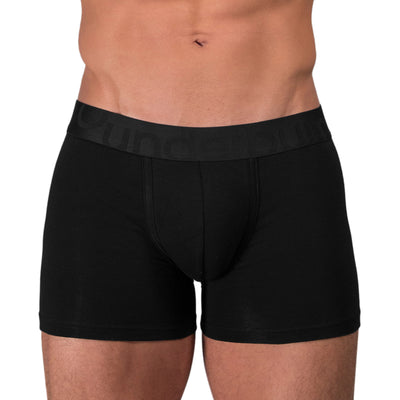 Rounderbum Basic Padded Boxer Brief - Men's Shapewear - boxer brief - Rounderbum Shark Tank Men Shapewear and Underwear