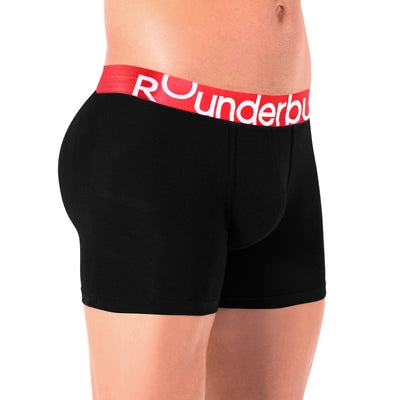 Rounderbum New COLORS Padded Boxer Brief - Boxer Brief - Rounderbum Shark Tank Men Shapewear and Underwear