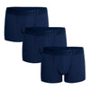 Rounderbum New Basic Padded Boxer Brief 3 Pack VALUE PACK: 3 undies & 1 set of pads - Boxer Brief - Rounderbum Shark Tank Men Shapewear and Underwear