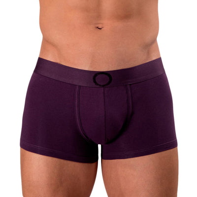 Rounderbum COLORS Padded Boxer Trunk - Men's Shapewear - Boxer Trunk - Rounderbum Shark Tank Men Shapewear and Underwear