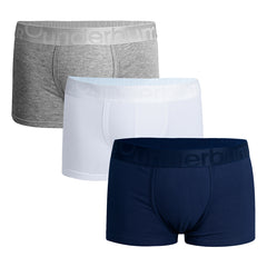Rounderbum New Basic Padded Boxer Trunk 3 Pack VALUE PACK: 3 undies & 1 set of pads