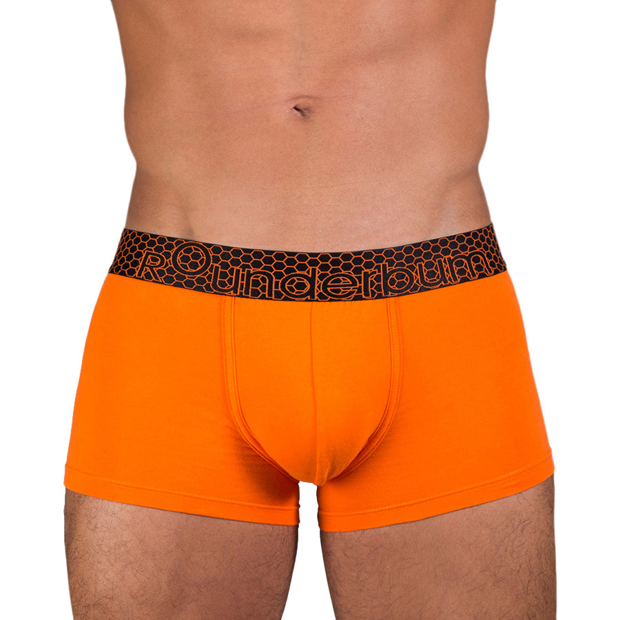 Rounderbum TECHPULSE Padded Trunk - Men's Shapewear - Boxer Trunk - Rounderbum Shark Tank Men Shapewear and Underwear