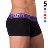 Rounderbum Lift My Day 5pack - Men's Shapewear - Boxer Trunk - Rounderbum Shark Tank Men Shapewear and Underwear