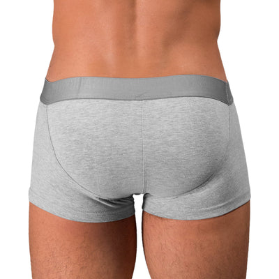 Rounderbum Essentials Lift Trunk - Men's Shapewear - Boxer Trunk - Rounderbum Shark Tank Men Shapewear and Underwear