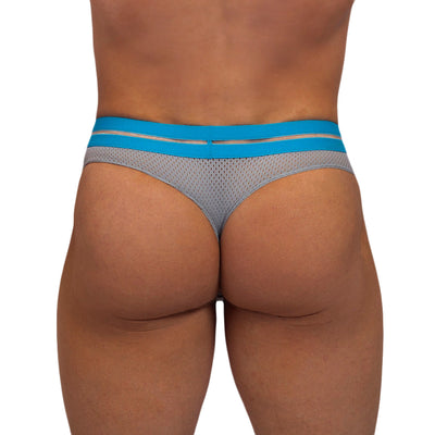Rounderbum Spacelight Thong - Men's Shapewear - Thong - Rounderbum Shark Tank Men Shapewear and Underwear