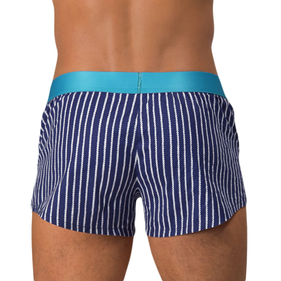 Rounderbum Havana Summer Boxer Loose Lift - Men's Shapewear - Boxer Loose - Rounderbum Shark Tank Men Shapewear and Underwear