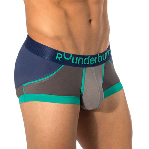 Rounderbum Anatomic Neon - Men's Shapewear