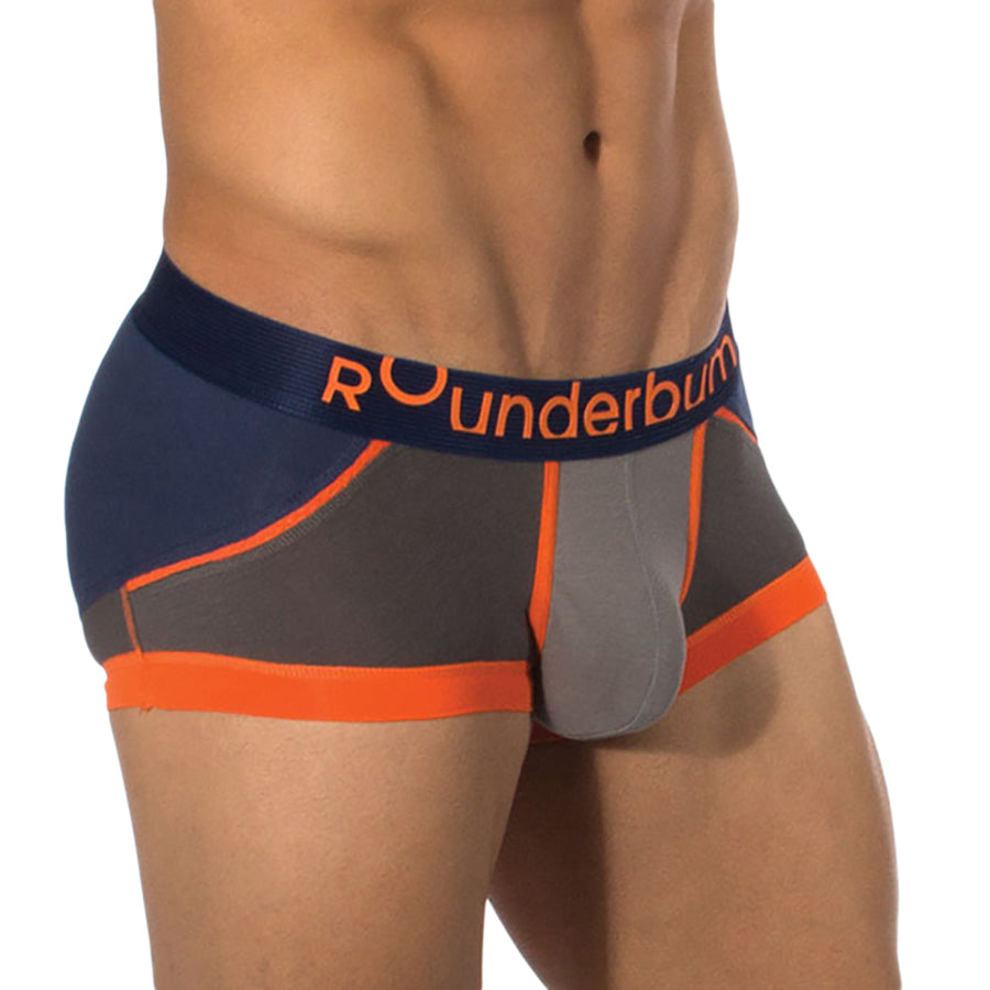 Rounderbum Anatomic Boxer - Men's Shapewear - Anatomic Boxer - Rounderbum Shark Tank Men Shapewear and Underwear