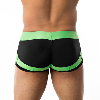 Rounderbum DARE Anatomic Boxer - Men's Shapewear - Anatomic Boxer - Rounderbum Shark Tank Men Shapewear and Underwear