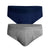 Rounderbum New Basic Padded Brief 2 Pack - Brief - Rounderbum Shark Tank Men Shapewear and Underwear