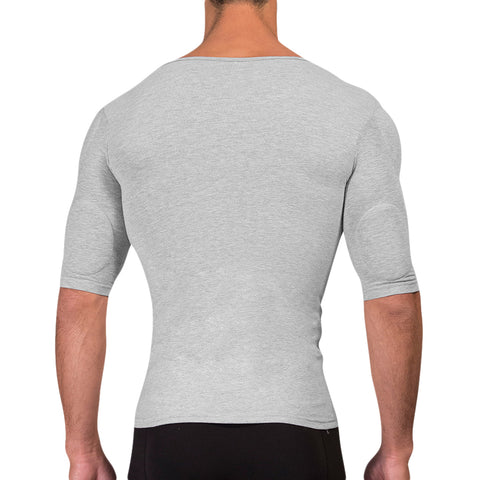 Rounderbum Padded Muscle Shirt - Men's Shapewear