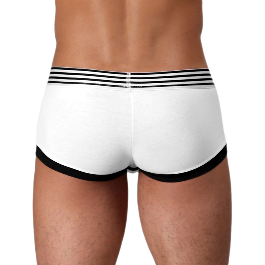 Rounderbum Digital Sea Mini Trunk 3Pack- Men's Shapewear - Mini Trunk - Rounderbum Shark Tank Men Shapewear and Underwear