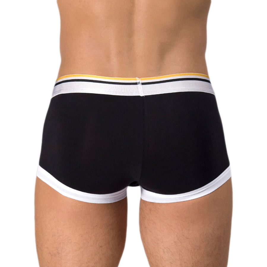 Rounderbum 1980 Mini Trunk 3Pack- Men's Shapewear - Mini Trunk - Rounderbum Shark Tank Men Shapewear and Underwear