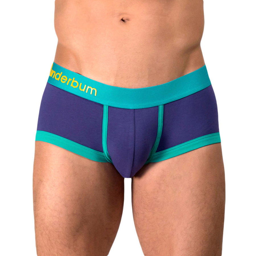 Rounderbum Havana Summer Mini Trunk - Men's Shapewear 3Pack - Mini Trunk - Rounderbum Shark Tank Men Shapewear and Underwear