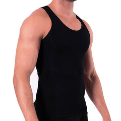 Cotton Compression Tank Top