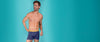 Rounderwear Boxer Brief Colors - Boxer Brief - Rounderbum Shark Tank Men Shapewear and Underwear