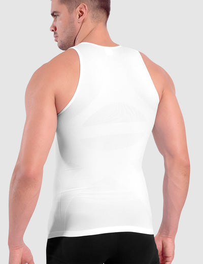 Rounderbum BASIC LIGHT Compression Tank Top