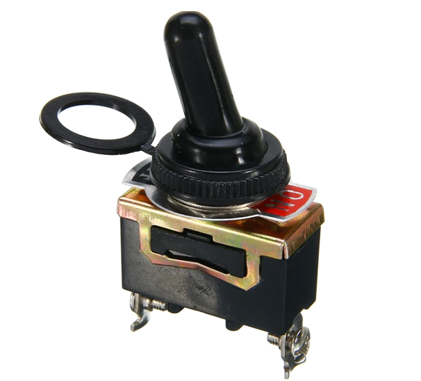 12v Heavy Duty Waterproof On/OFF Rocker Switch