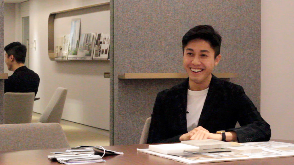 #MYMYKU #MYLIFE | MEET Edwin Pun - Architect, Interior and Landscape Design Director