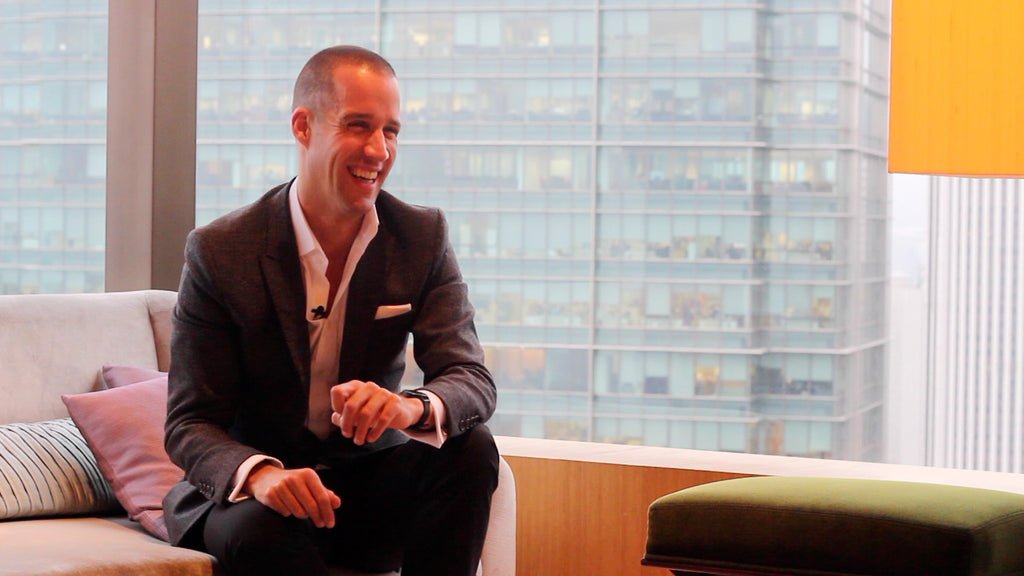 #MYMYKU #MYLIFE | Meet Marcel Thoma General Manager of the Upper House Hong Kong