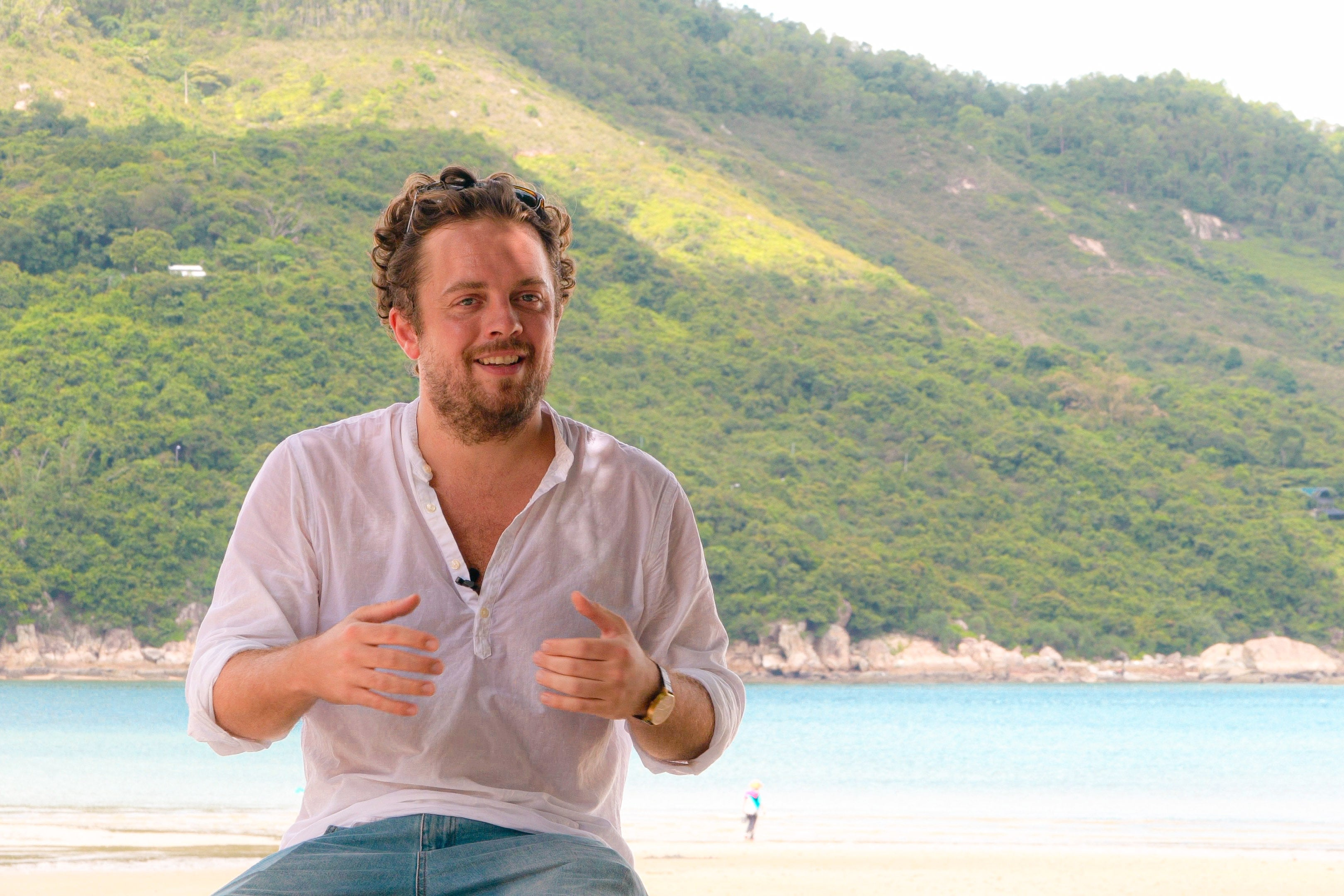 Meet David: Bon vivant, world-traveller and Champagne entrepreneur