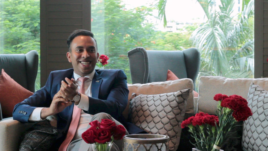 #MYMYKU #MYLIFE | MEET SUKAMAL MONDAL – GENERAL MANAGER OF ORIENTAL RESIDENCE BANGKOK