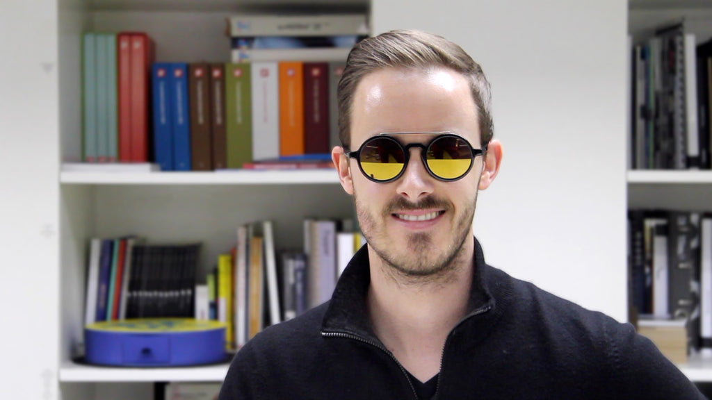#myMYKU #myLife | Meet Xavier Ferre Eyewear Designer