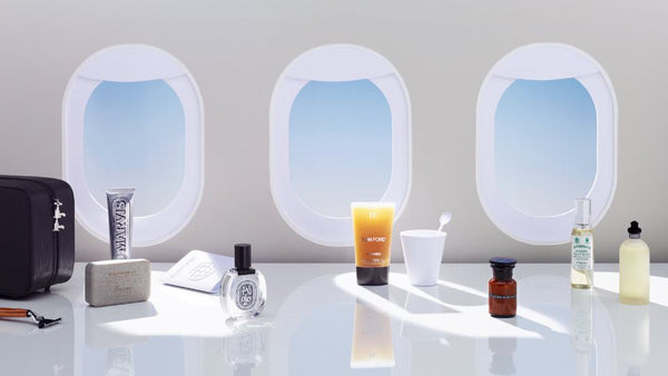 IN-FLIGHT GROOMING ESSENTIALS