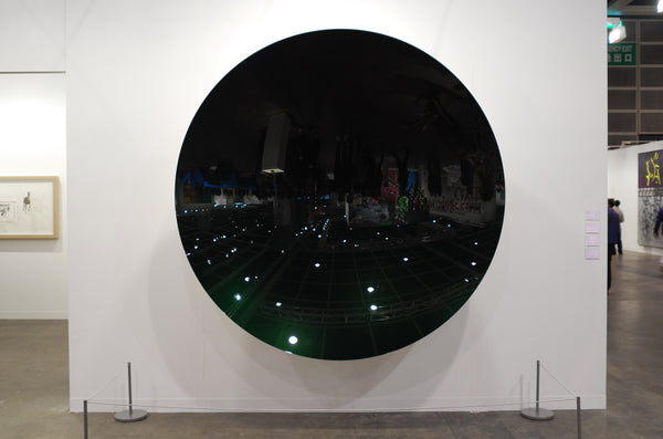 Anish Kapoor, Art Basel, Hong Kong, 2016