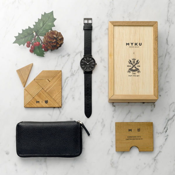 MYKU x SZF Packaging Gift Set