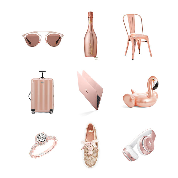 Rose Gold Trendy Products