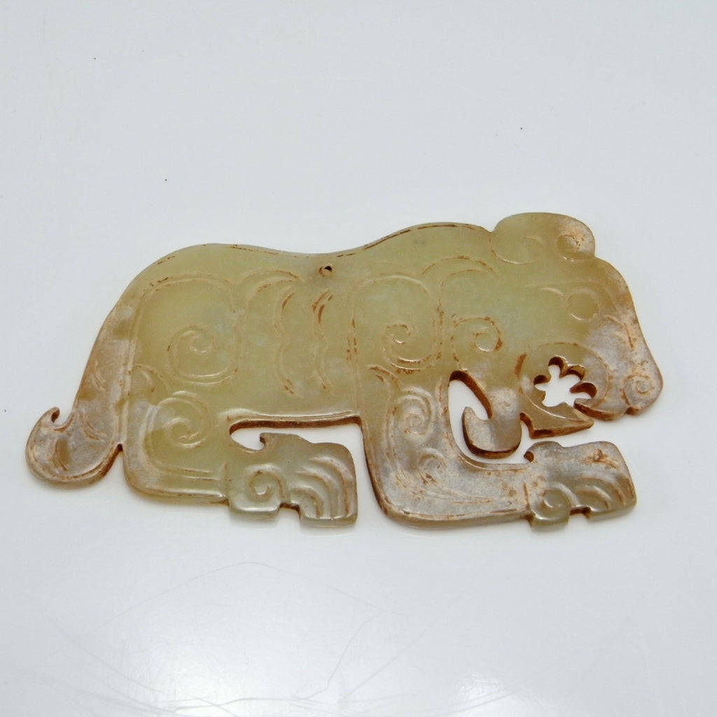 Tiger Ancient Amulet