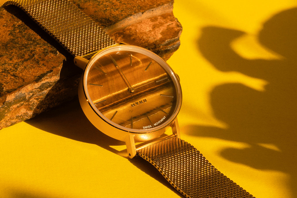 Tiger Eye Watch MYKU