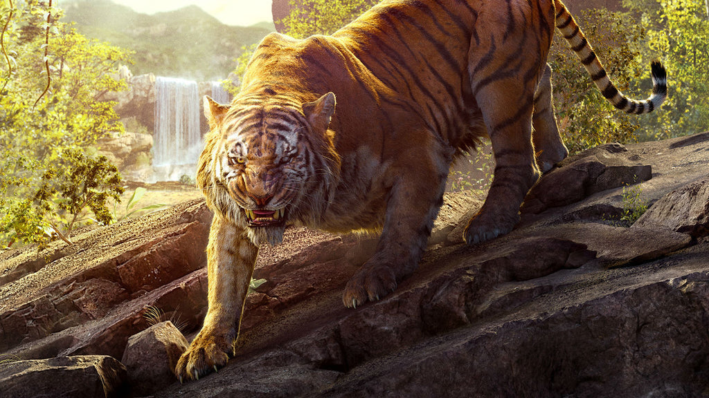 shere khan jungle book disney 2016