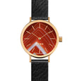 MYKU Sardonyx Gold 32mm Watch