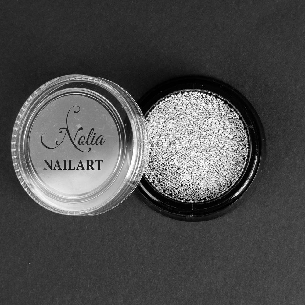 Caviar metalic SILVER - 0.6mm