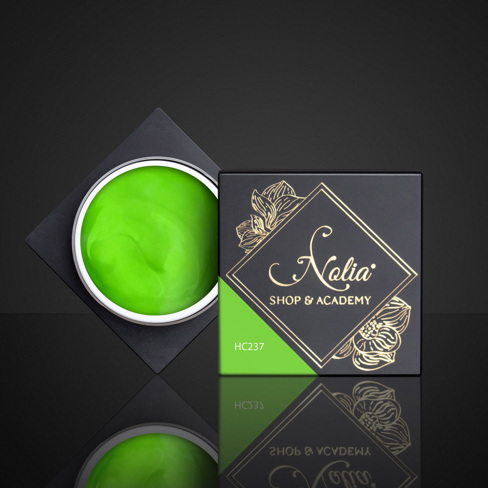 High Cover Gel  HC237 - NEON GREEN