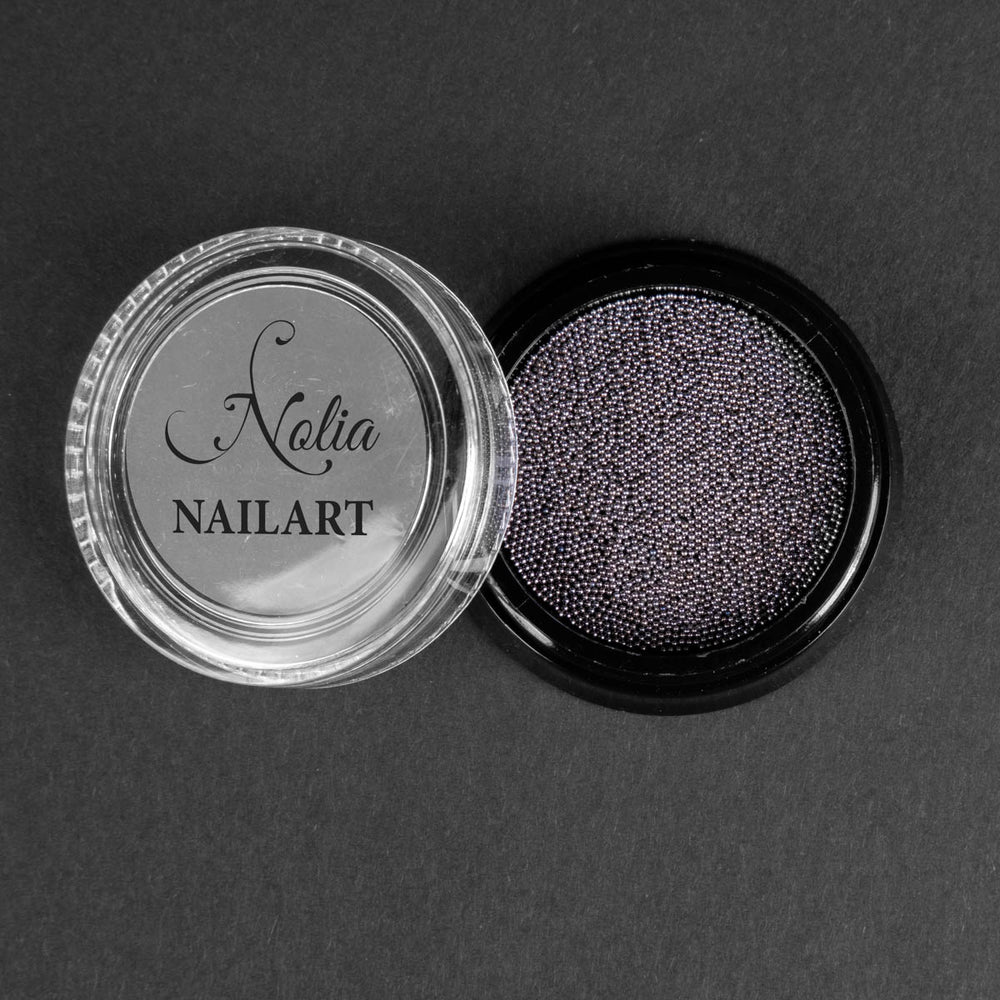Caviar metalic GREY - 0.4mm