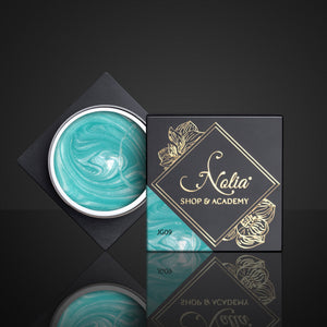 Jewel Gel JG09 - Pearl Aqua
